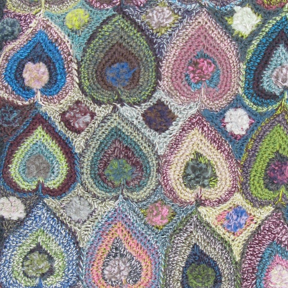 Spots and Spades - Sophie Digard crochet