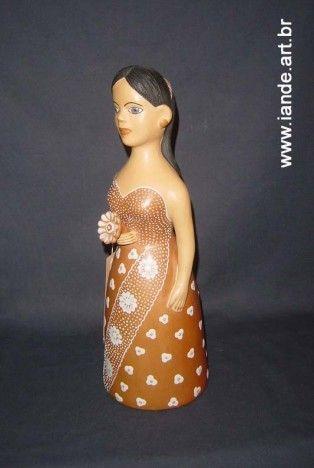Boneca, Aparecida de Santo, Jequitinhonha, cód.A0109