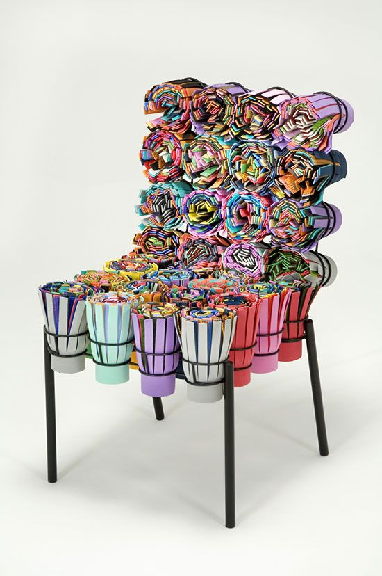 Design By The Campana Brothers Chair