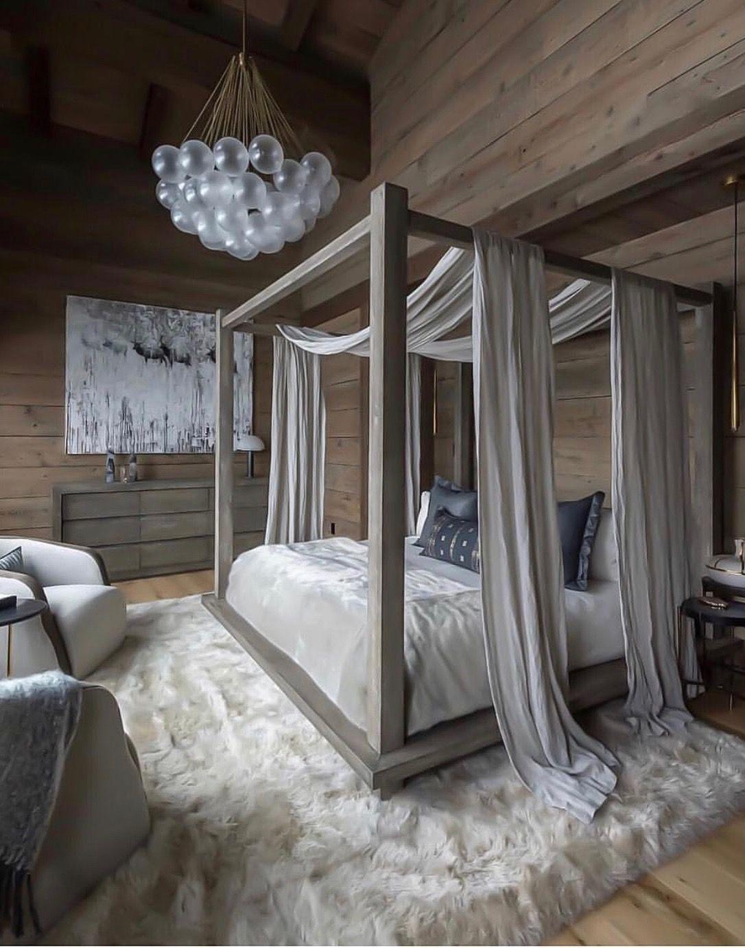 Pin by Shekita Taft on Be [Cozy] Canopy bed diy, Canopy