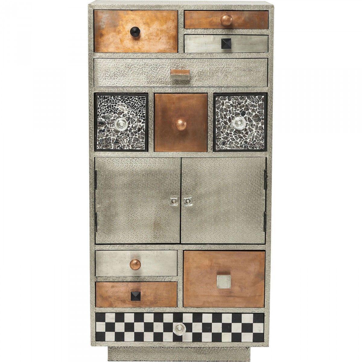 Hochkommode Marokko - - KARE Design | Wohnzimmer - Schrank ...