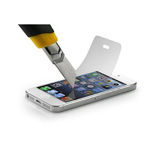 OKCS® Apple iPhone 5 / 5S Schutzfolie Screenprotector Glass Folie Displayschutz aus echt Glas Glasprotector - http://on-line-kaufen.de/okcs/iphone-5-glasprotector-okcs-apple-watch-adapter