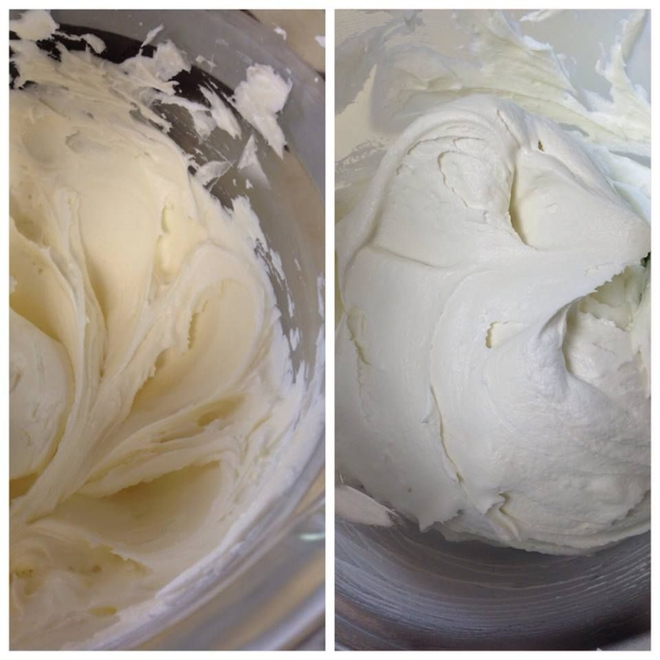 How to get WHITE buttercream when using REAL butter?