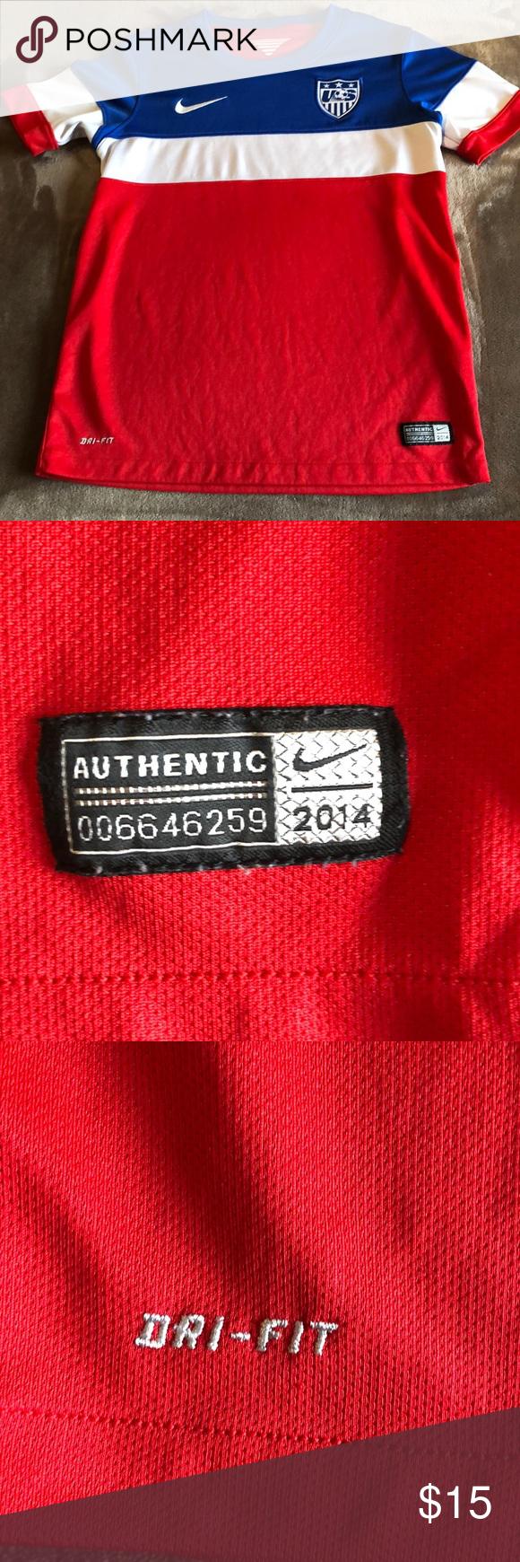 7b5ae0d5 ... Shirts Tees - Short Sleeve · Team USA Nike shirt Nike Dri-fit team USA  shirt, great condition, tiny