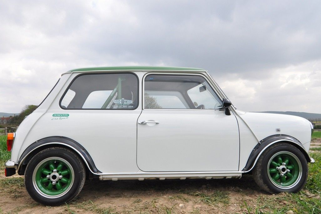 1996 Mini Cooper Downton Clubman Sport For Sale From Sussex Sports