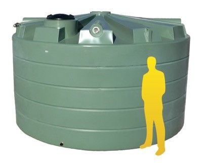 New Product Jumbo 28 000 Litre Poly Water Storage Tank The Best Value Water Tank On The Market Increased Stora Water Storage Tanks Water Tank Storage Tank