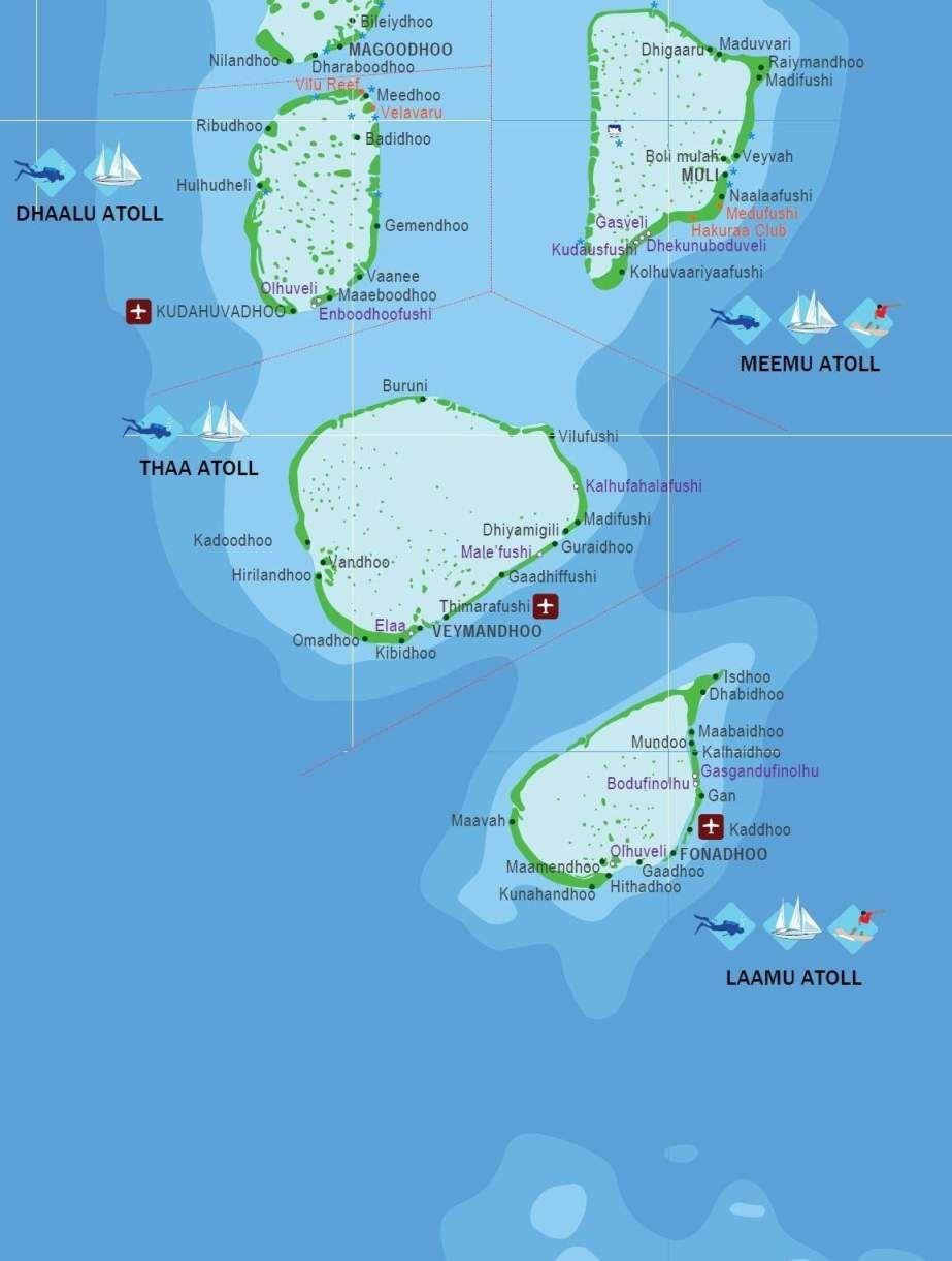 Maldives Map 13 Maldives Travel Maldives Honeymoon Maldives