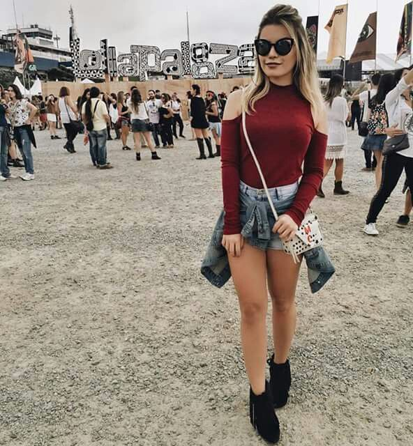 #lookdodia #outfit #lookoftheday #cool #moda #lollapalooza