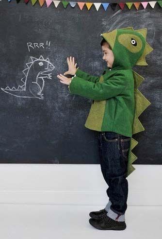 Abrigo dinosaurio