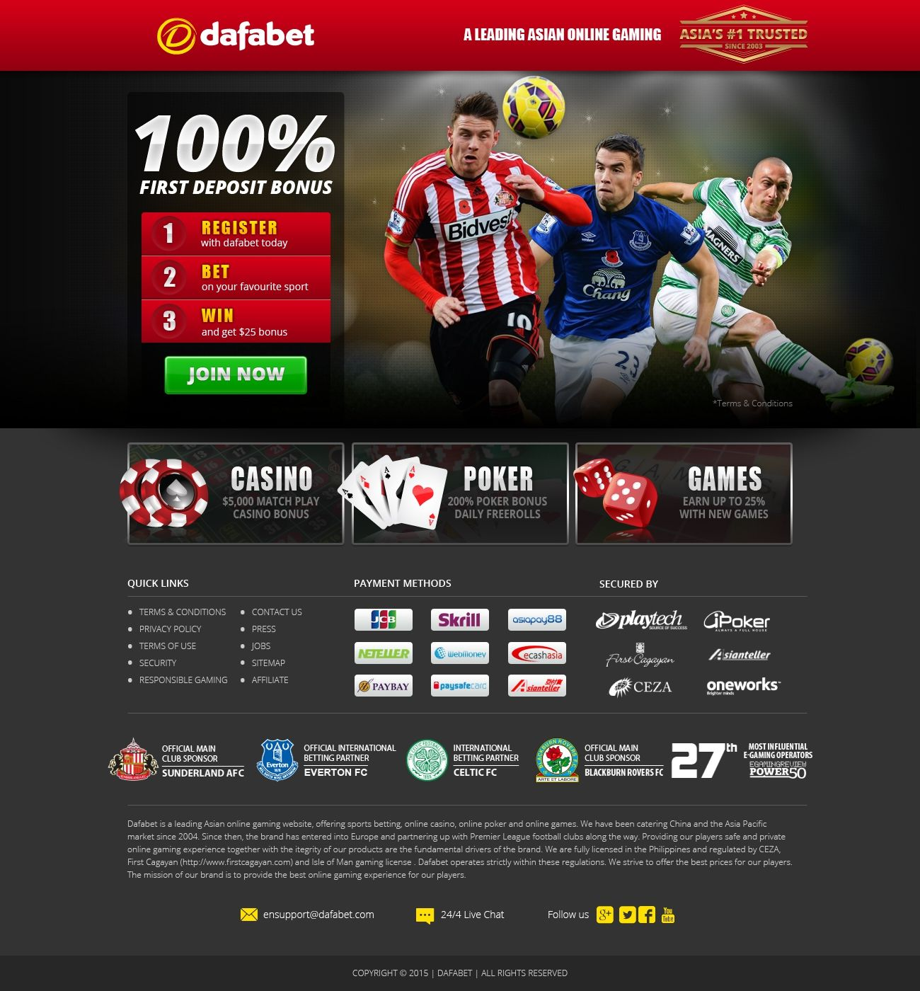 Create a Captivating Landing Page for Sports Betting (With