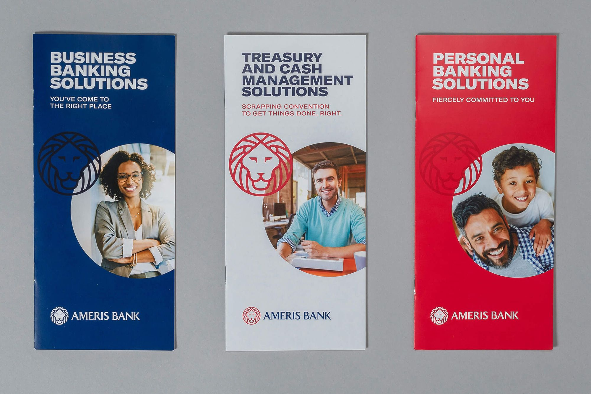 Brand New New Logo and Identity for Ameris Bank by
