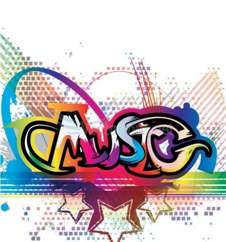Music Art Pictures Best Theme Musics Music Graffiti Music Notes Background Music Artwork