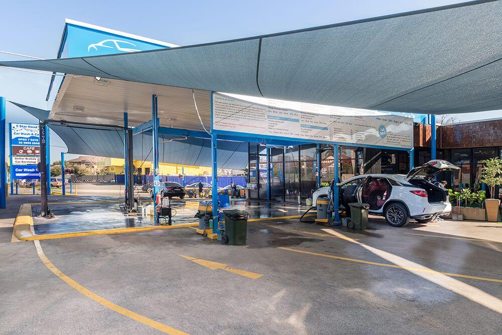 5 Star Hand Car Wash and Cafe Parramatta's Best Car Wash