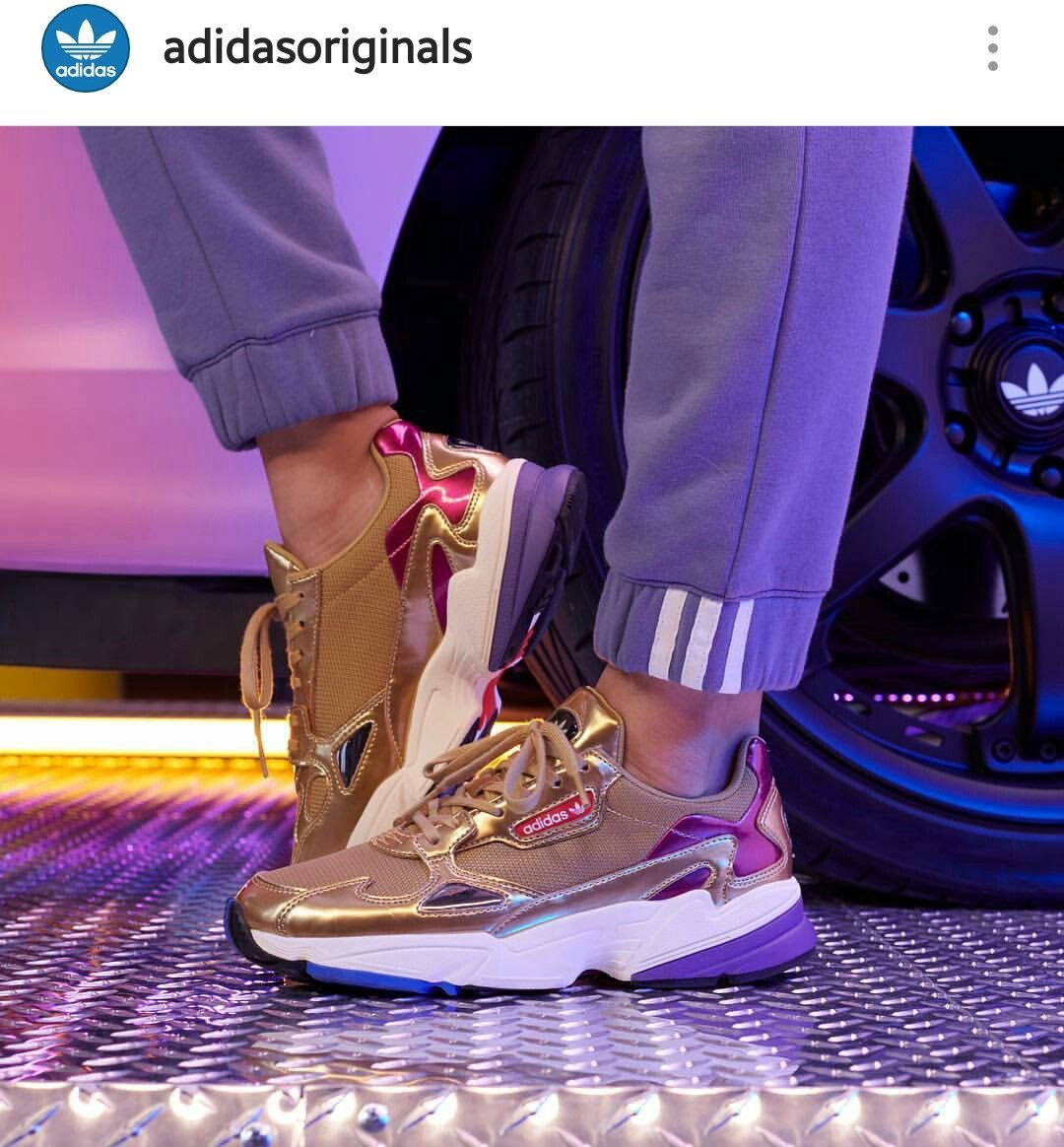 Adidas FALCON   Gold adidas, Sneakers, Shoes