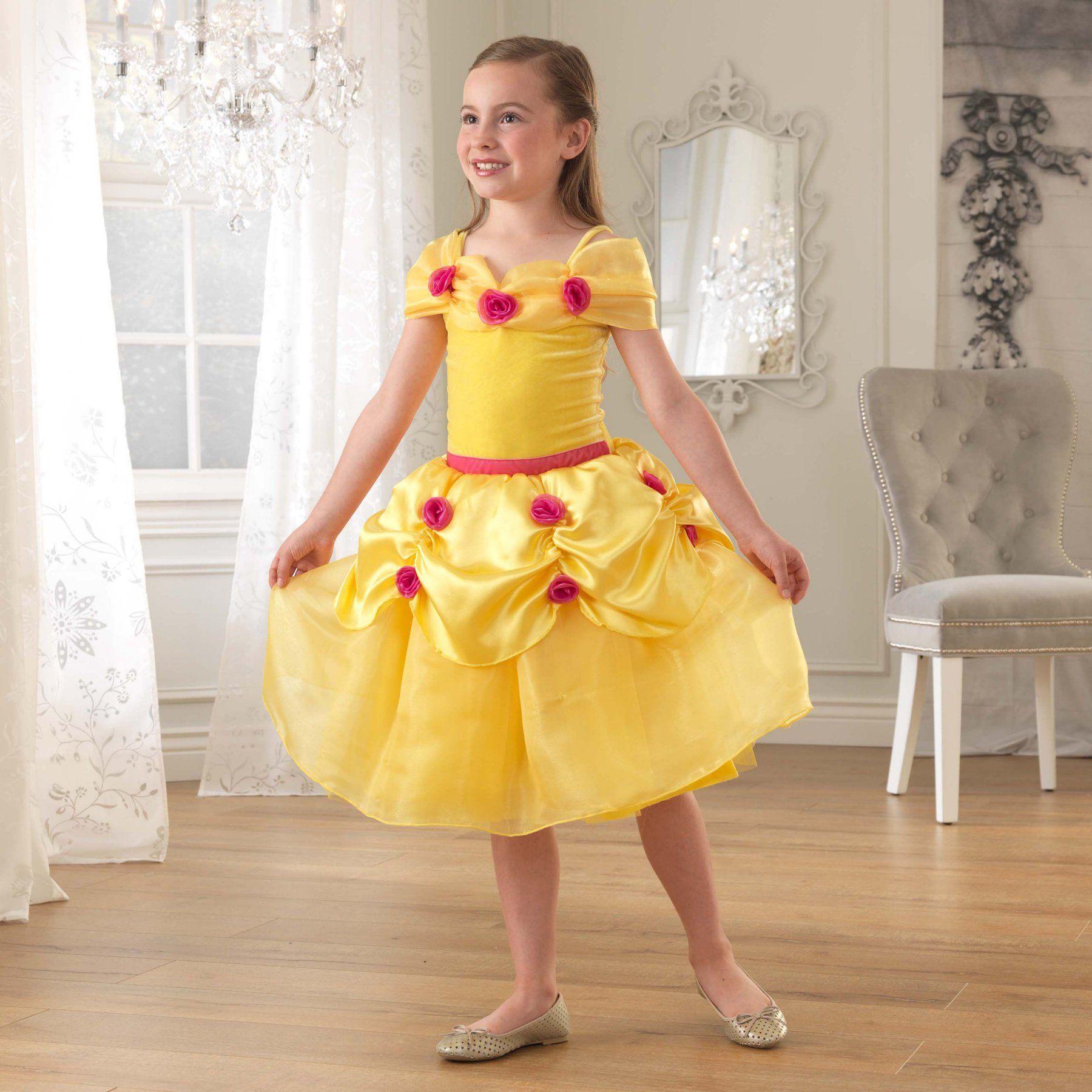 KidKraft Yellow Rose Princess Costume - 63396
