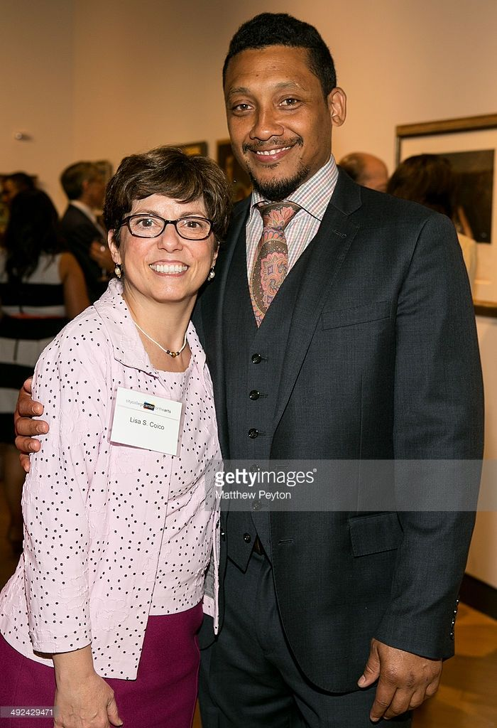 Lisa S. Coico and Khalil Kain at the announcement of City ...  Khalil Kain Wife
