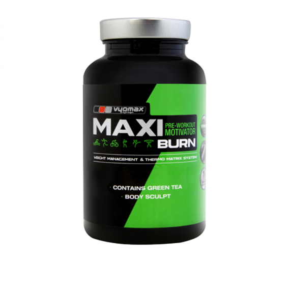 Vyomax Nutrition Maxi Burn Fat Burner | Weight Loss - The UK's Number 1 Sports Nutrition Distributor | Shop by Category – The UK's Number 1 Sports Nutrition Distributor | Tropicana Wholesale
