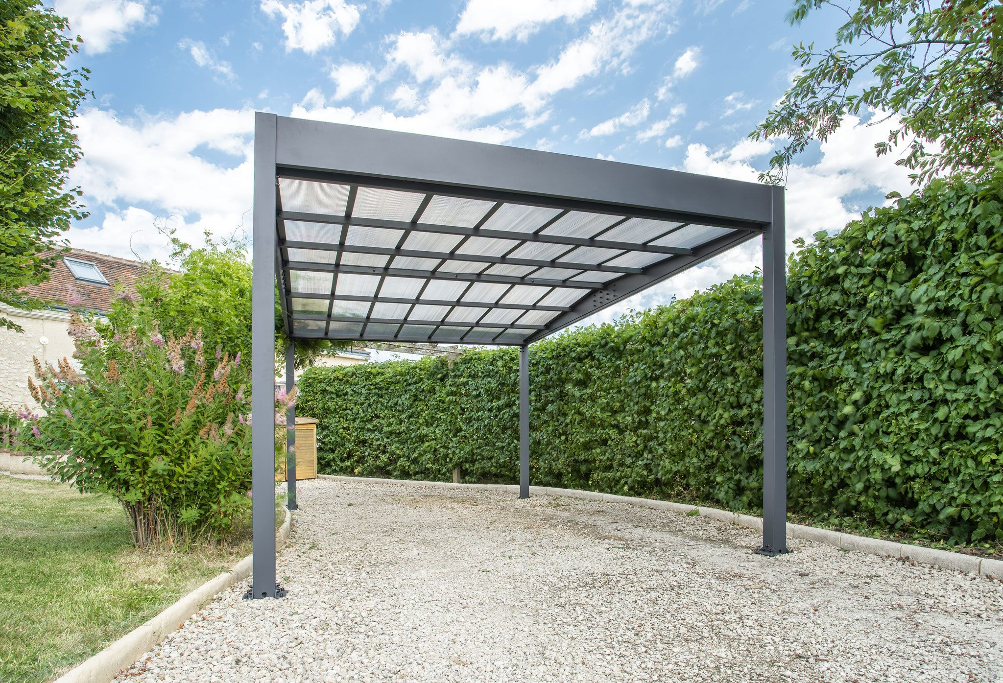 Carport Trigano Jardin Terrasse Jardin Equipement Exterieur Abri Voiture