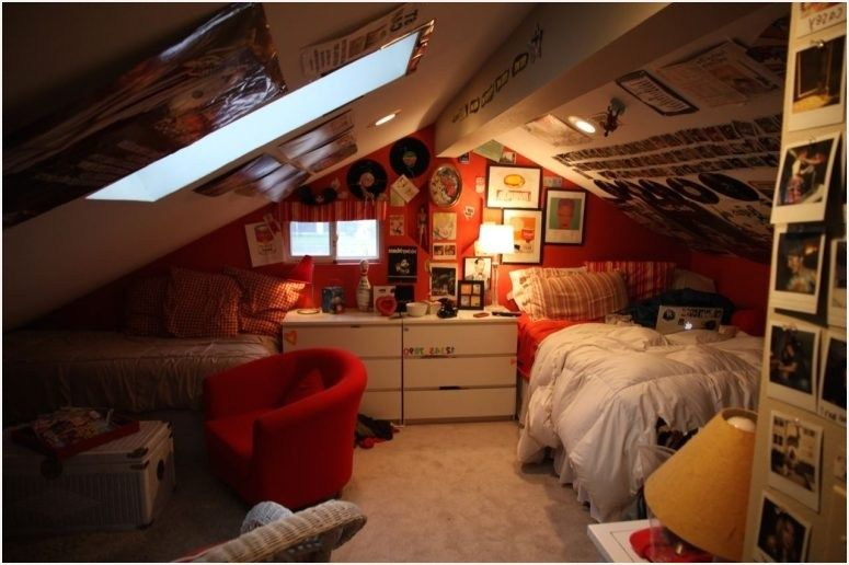 42 Cozy Attic Bedroom Ideas For Girls That Will Make Your Dream