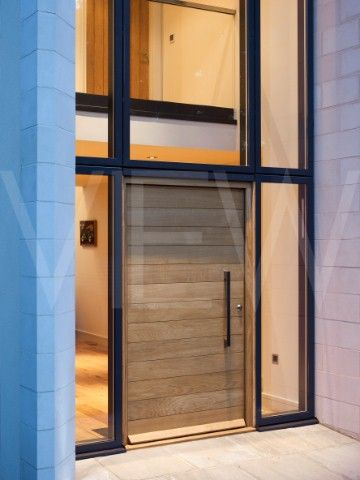 Contemporary House Doors