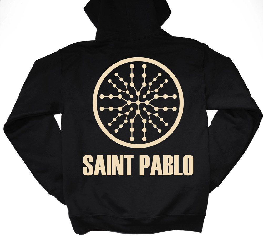 Saint Pablo Tour Merch Hoodie / Saint Pablo Hoodie / TLOP