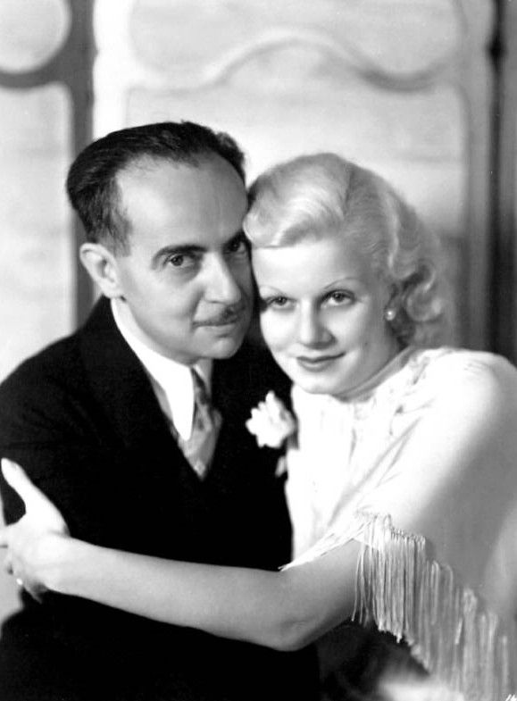 Image result for paul bern and jean harlow