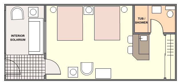 Junior Suite Floorplan Jpg 634 296 Hotel Room Plan Floor Plans Hotel Room Design