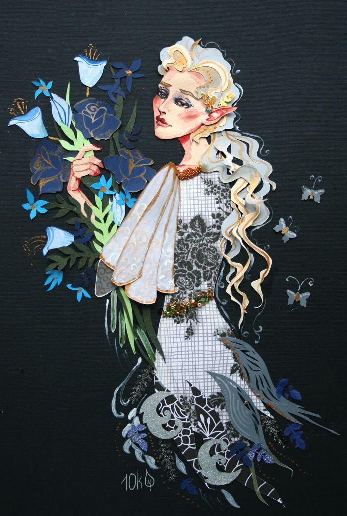 Celebrian by sassynails on DeviantArt