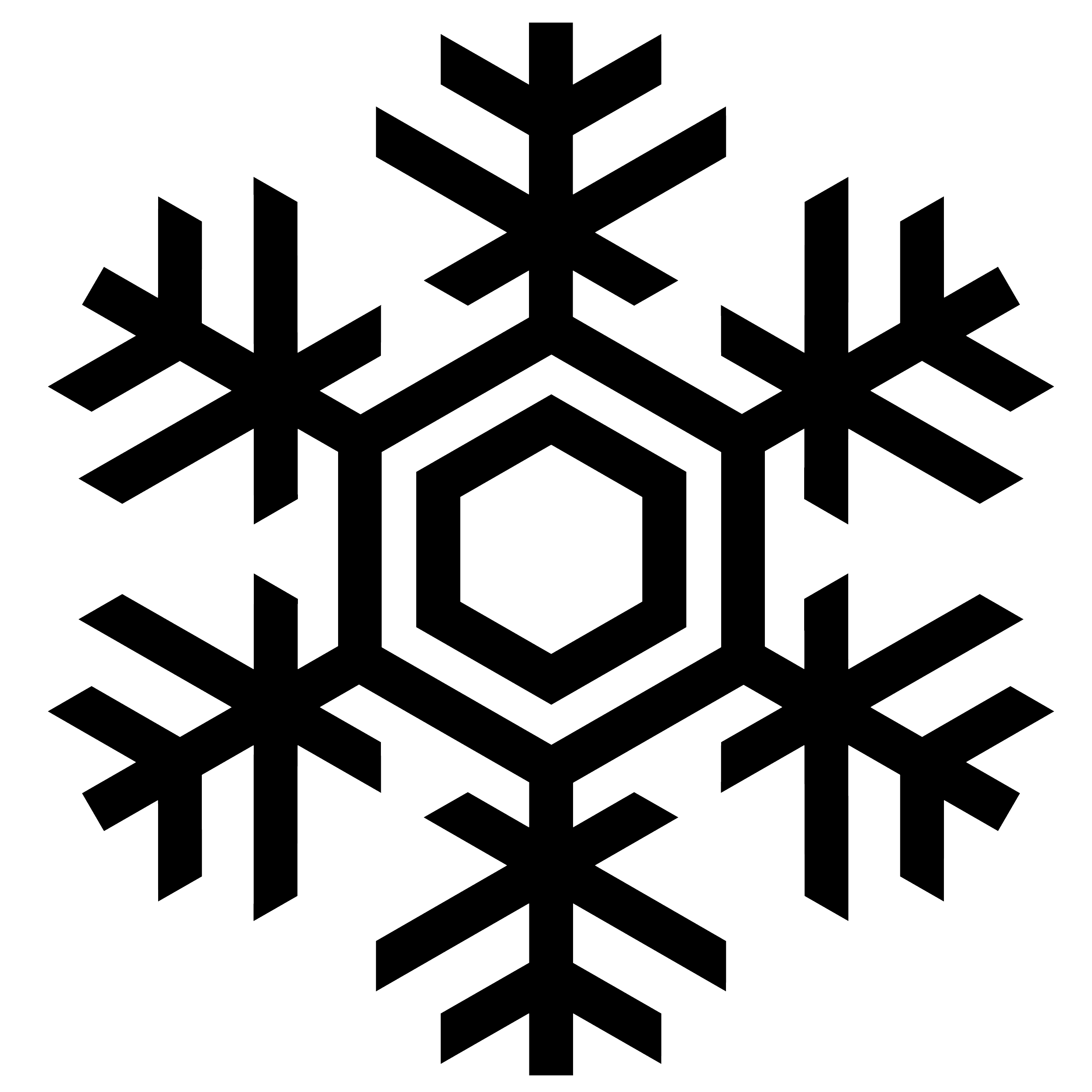Snowflakes Png Image Snowflakes Drawing Snowflake Coloring Pages Snowflake Silhouette
