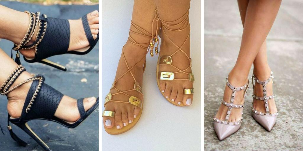 30 magnifiques chaussures pour Femme tendance été 2018 #womenscasualfashion