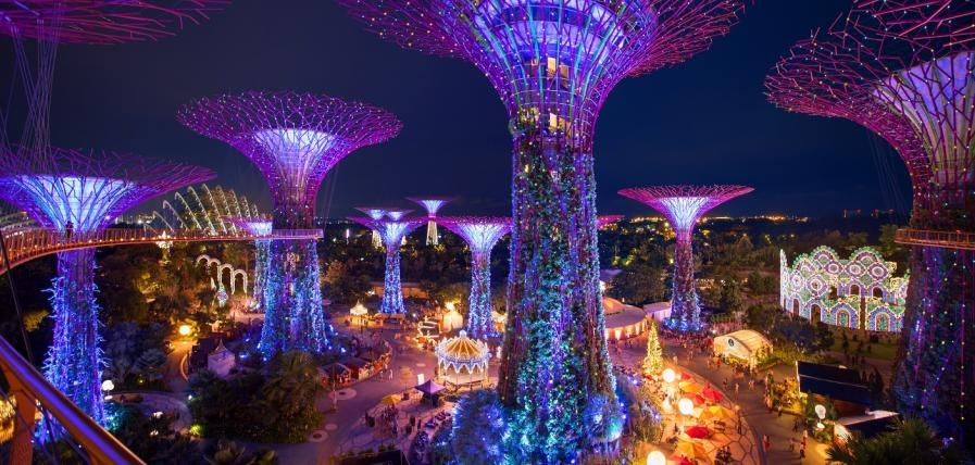 christmas countdown checklists at gardens by the bay alvinology - Garden By The Bay Event