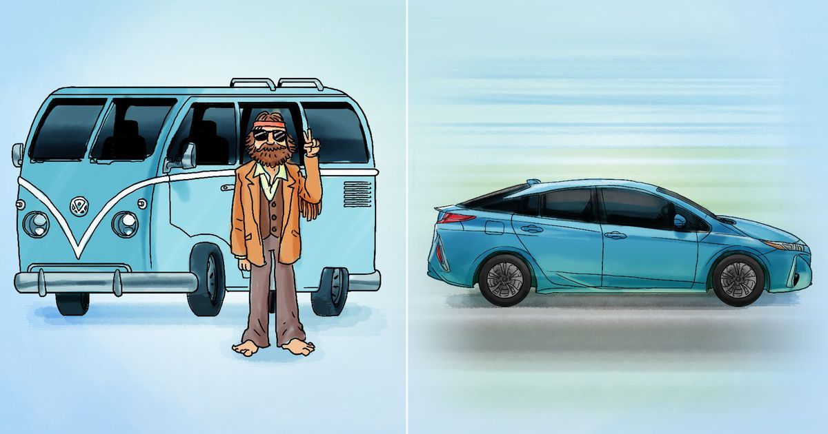 Why driving an electric hybrid is actually way better and