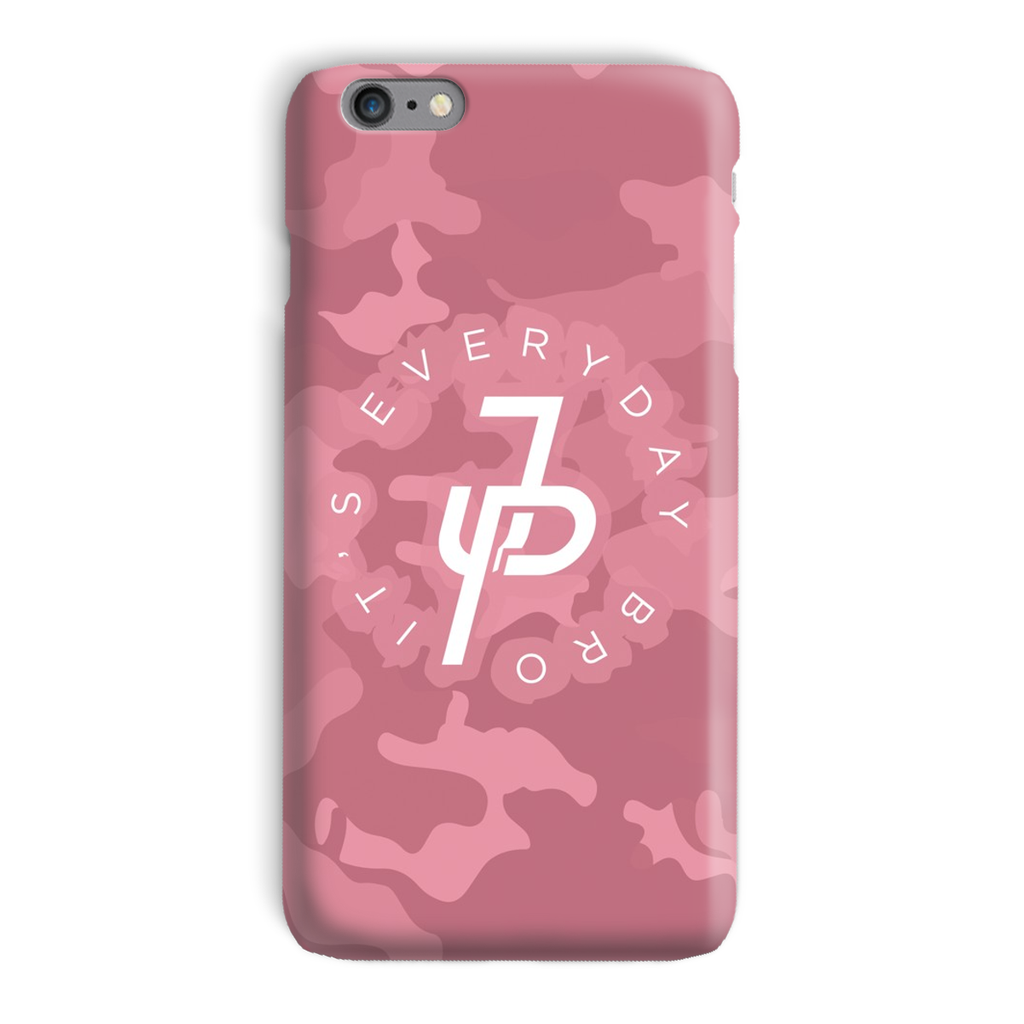 Jake Paul Colorful Flowers iphone case