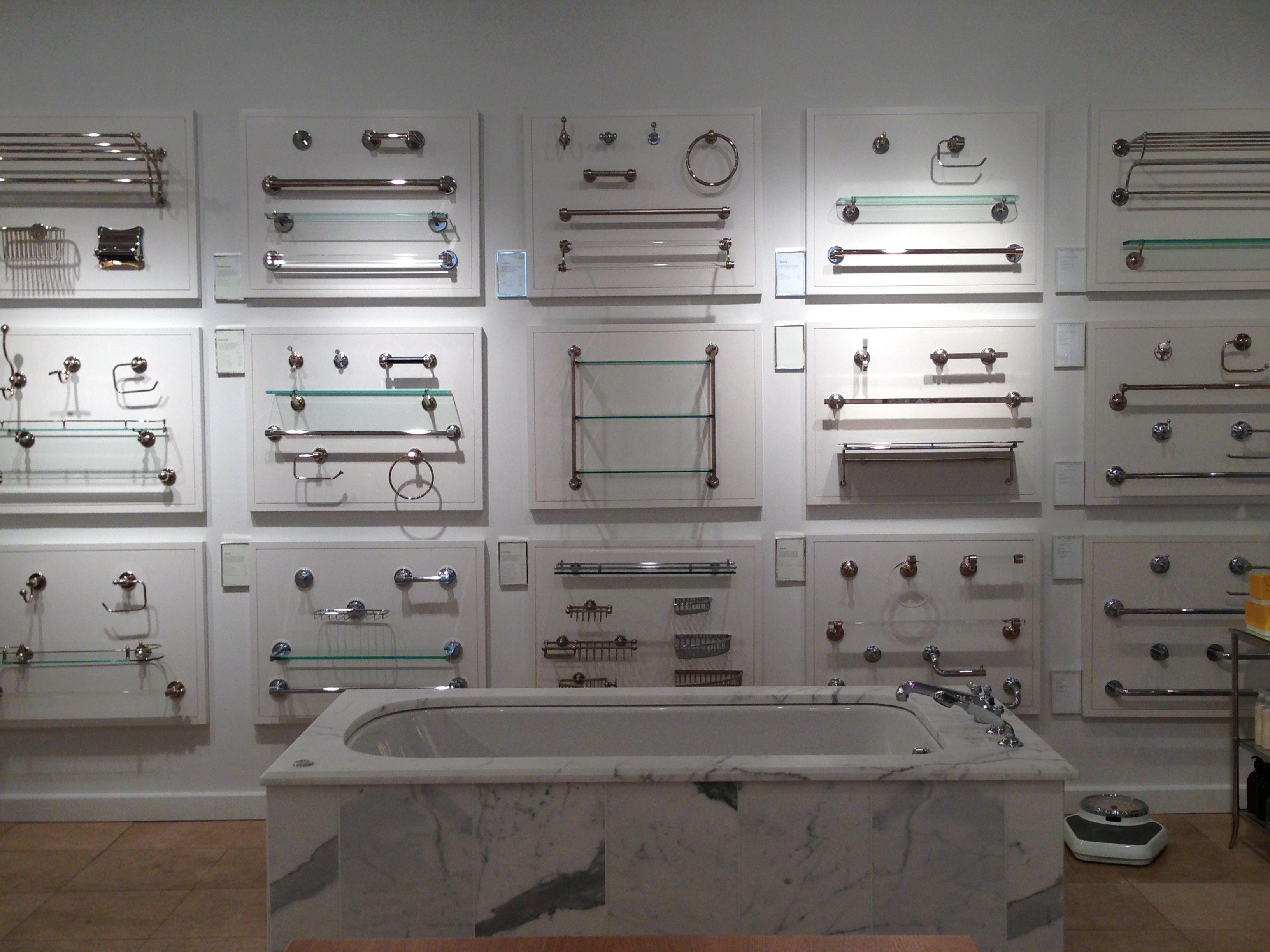 Bathroom Showrooms Boston - Walls