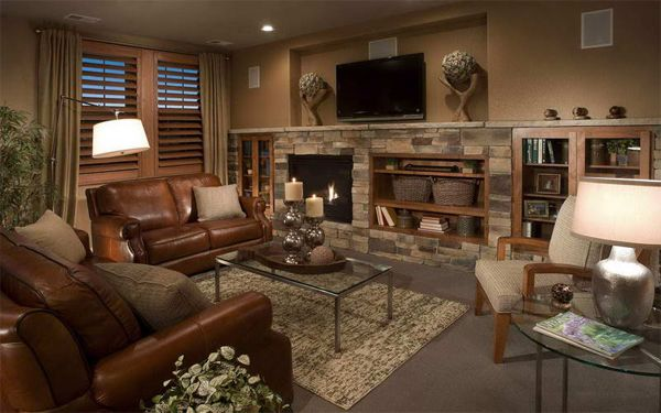 Western Living Room Ideas 2 Western Living Rooms Country House