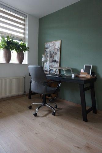Woonblog by Flow Design  Werkkamer  Bureau Honk