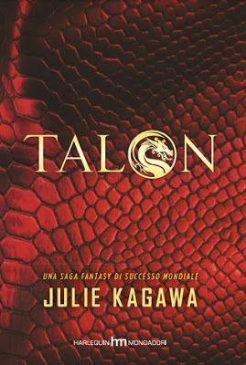 Inside a Book: MOST WANTED # 2 - TALON DI JULIE KAGAWA