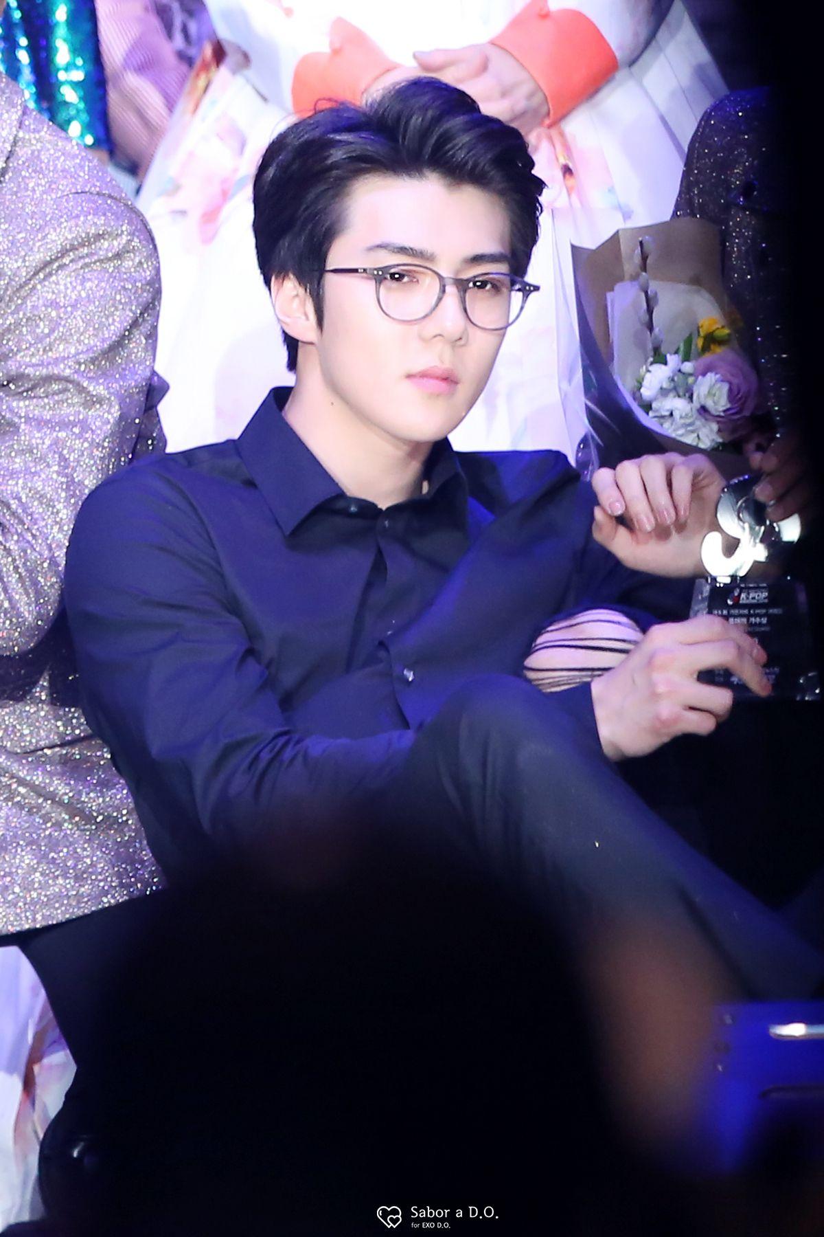 SEHUN EXO  lee min ho  EXO Sehun Exo ot12