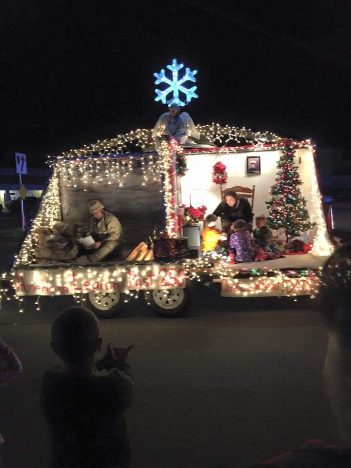 Christmas Float Ideas With Lights.This Christmas Parade Float Breaks My Heart Christmas