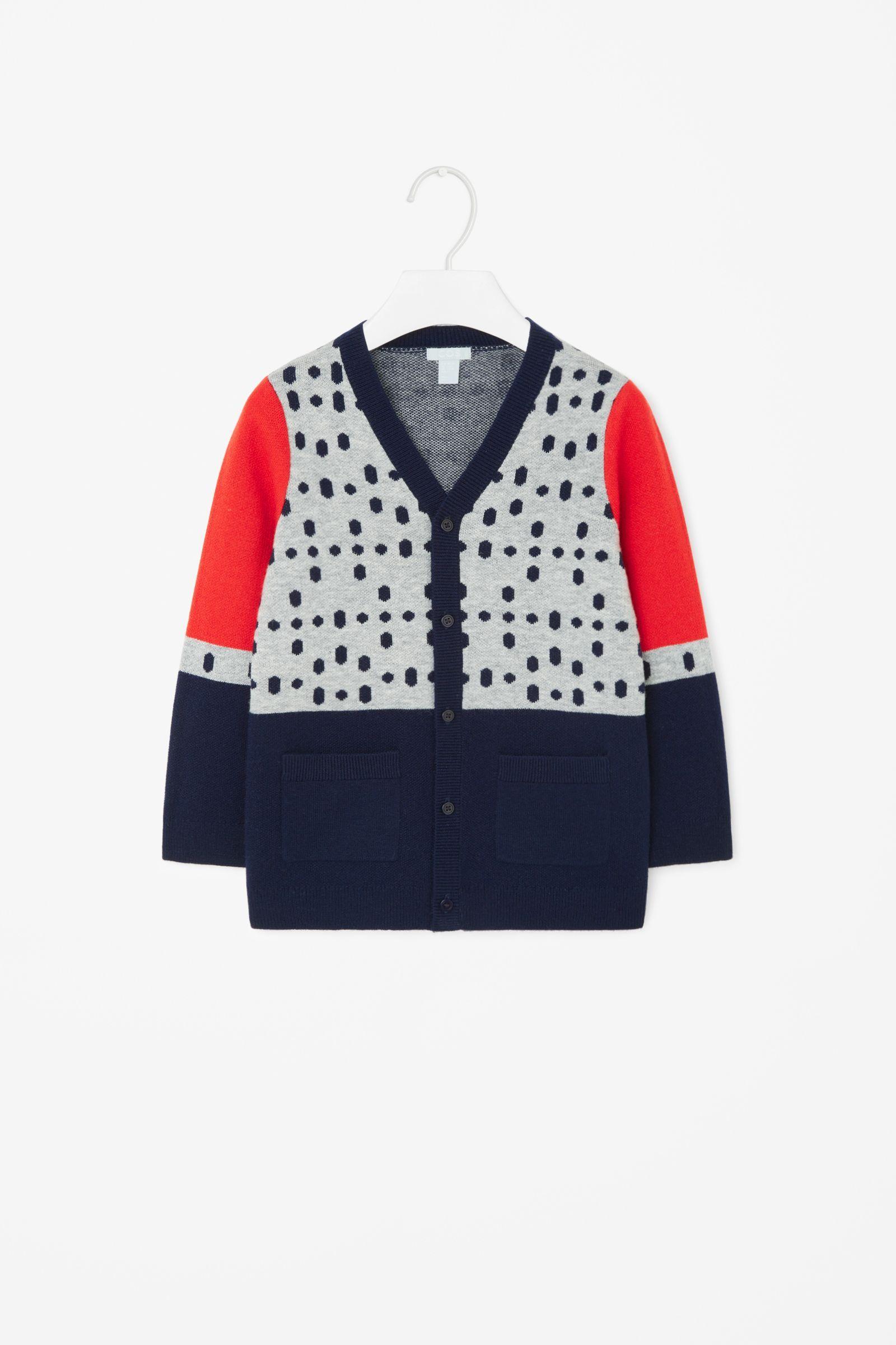 Block colour cardigan | Cardigan, Fashion, Sweaters