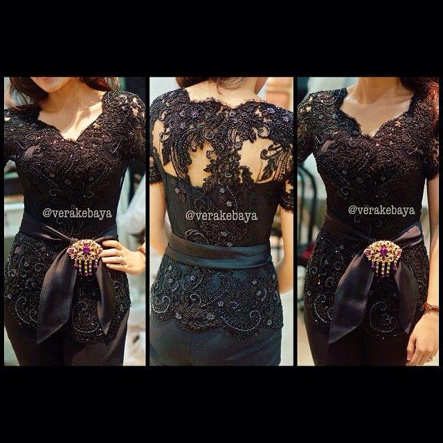 Pin By Rizki Fillhayati On Kebaya Pinterest Kebaya Dress Kebaya