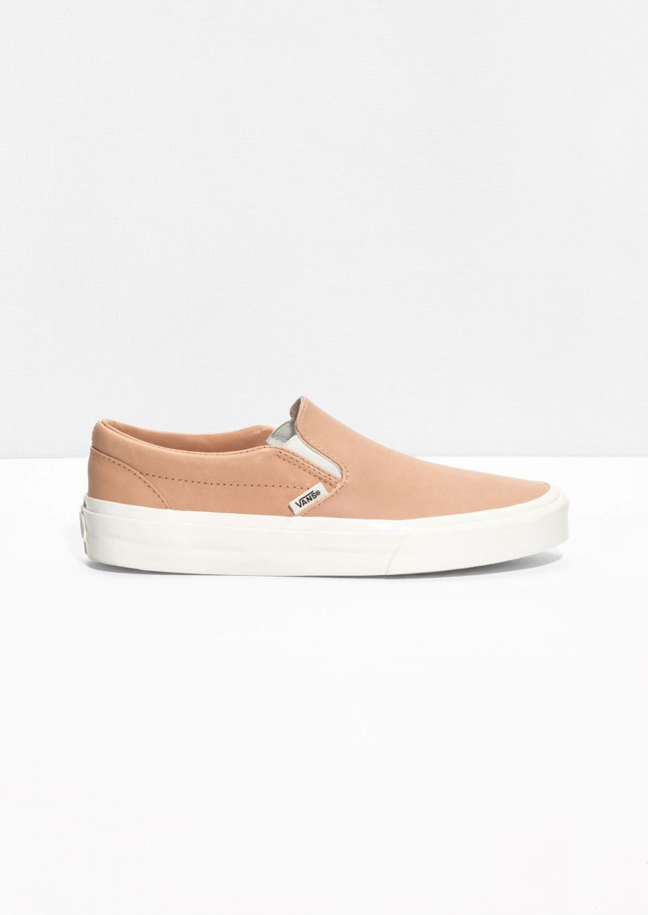 separation shoes 5a504 ec447 Vans x  Other Stories Nude Pink Sneaker fashion sneakers vans  summerfashion