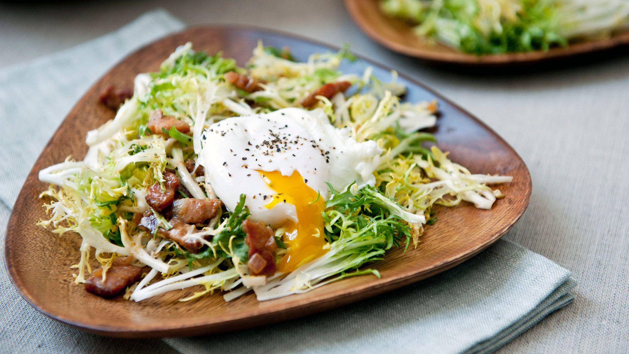 NYT Cooking: Salade Lyonnaise