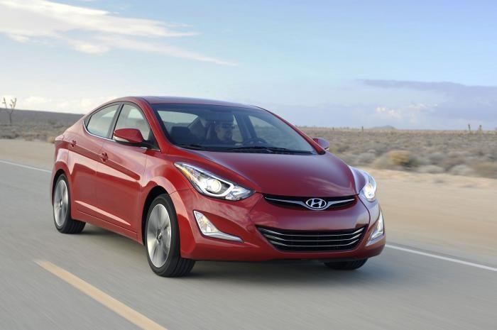 2014 Hyundai Elantra Sport Unveiled At Los Angeles Auto Show Fly Wheel Hyundai Elantra New Hyundai Elantra