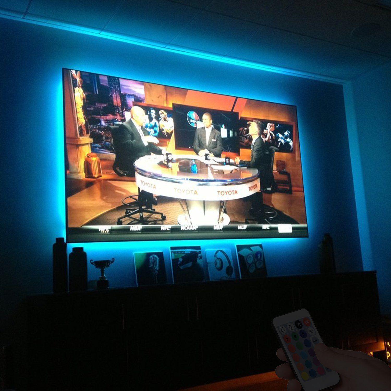 Amazon Com Boomile Led Tv Backlight Usb Led Strip Lights