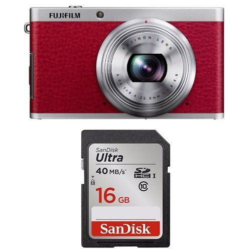 Fujifilm XF1 12 MP Digital Camera wit... for only $414.89