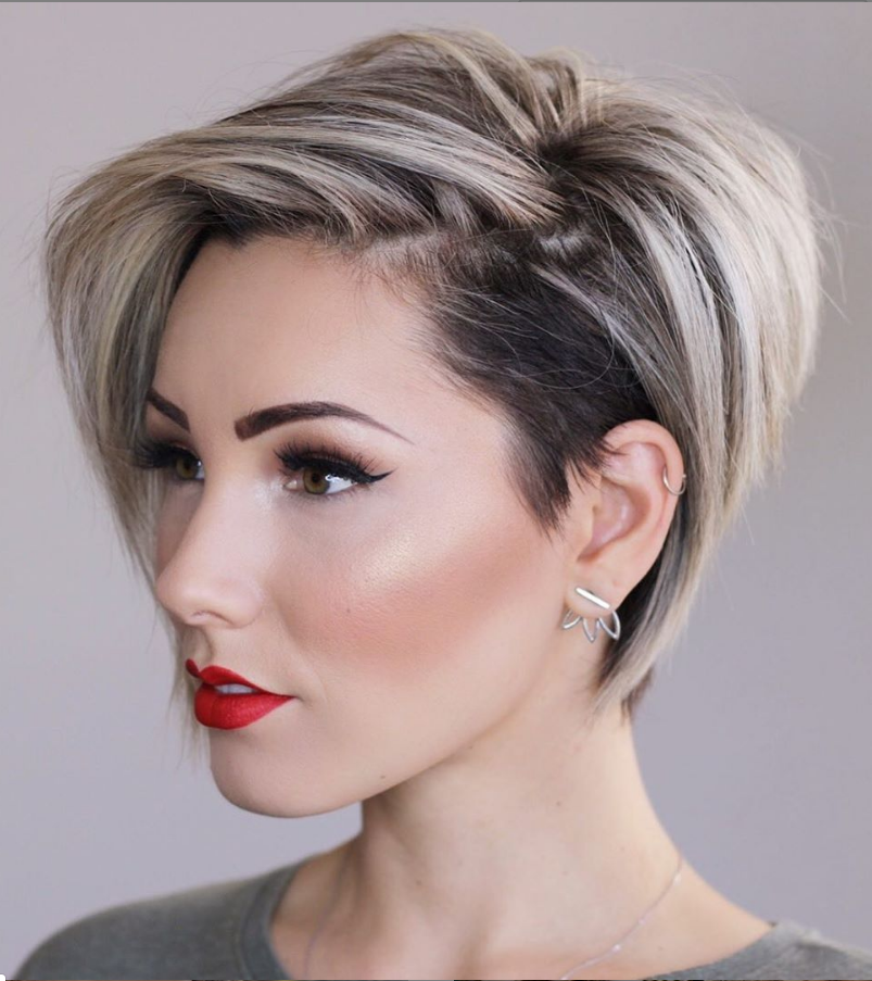 49 Totally Gorgeous Short Hairstyles For Women Lily Fashion Style In 2020 Short Hair Styles Pixie Short Hair Styles Pixie Haircut