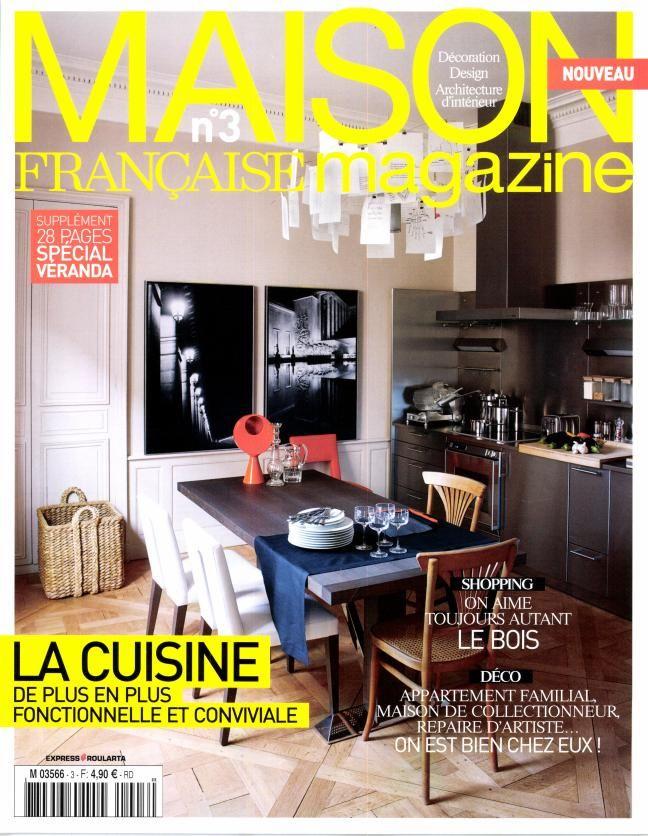 Feuilletez Le Nouveau Maison Française Magazine | Maisons