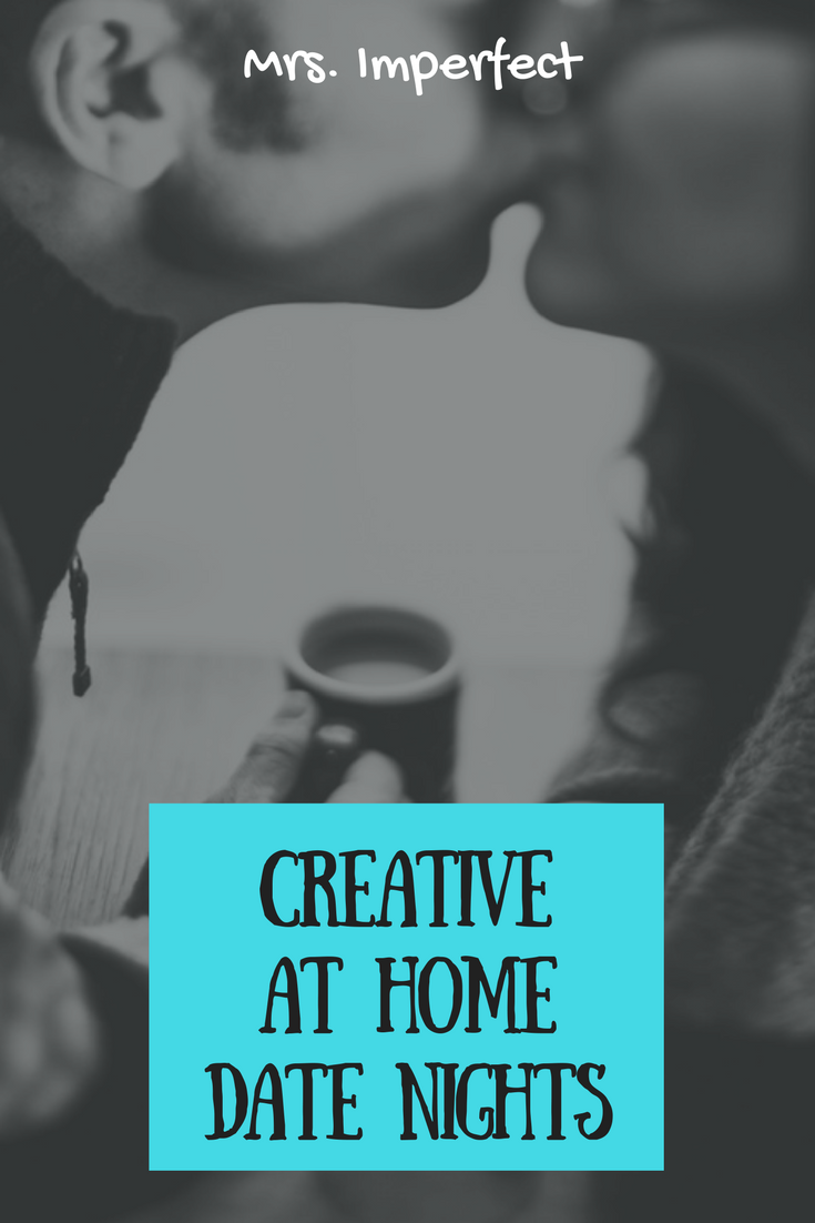 creative at home date nights romantic group and relationships