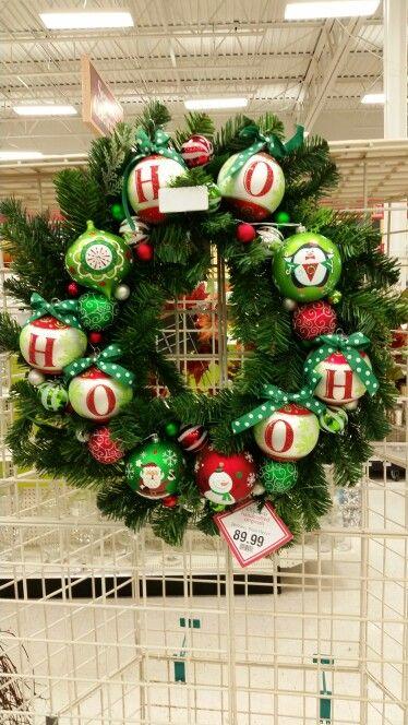 wreath michaels custom floral 3862 - Michaels Christmas Wreaths